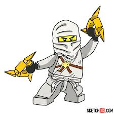 Lego Ninjago Bettwäsche 46 Nouveau Dessin Lego Ninjago Lloyd