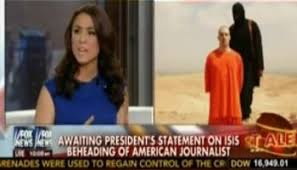 Andrea Tantaros Halloween by Fox News Criticized For Conflating Muslims Isis In James Foley