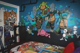 first chop ninja turtles bedroom ideas