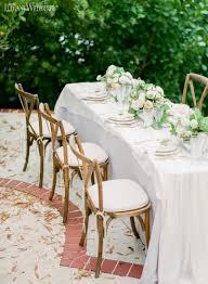 Boho Wedding Table Setting Rustic Decor Garden Florida