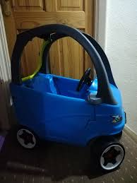 100 Little Tikes Cozy Truck Coupe Sport Ride On Car In Ward End West