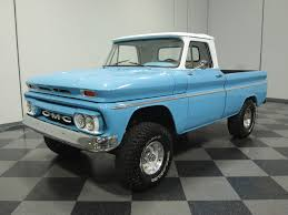 1965 GMC C10 | Streetside Classics - The Nation's Trusted Classic ... 1966 Gmc 1000 12 Ton 2wd 350 4 Spd Fleet Side Lb Chevy Parts 1965 Other Models For Sale Near Cadillac Michigan 49601 Truck Sale Classiccarscom Cc1078327 1965_gmc_truck_5000_salesbrochure 4x4 Custom For All Collector Cars Vintage Chevy Pickup Searcy Ar Cc1155197 Chevrolet C20 1987211 Hemmings Motor News American Middletown Nj Dealer
