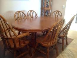 Used Dining Set Cheap Room Chairs Table And With