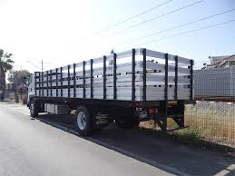 100 4x2 Truck New 2018 Chevrolet LCF 6500XD Stake Bed For Sale In Monrovia CA