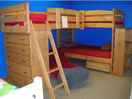 Triple Bunk Bed Plans Free by Triple Bunk Bed Good Kids Beds For Small Spaces A Bedroom For