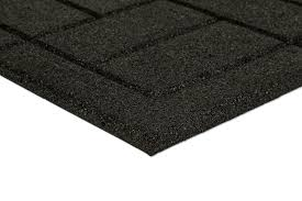 Rubber For Patio Paver Tiles by Brava Outdoor Interlocking Rubber Pavers 24