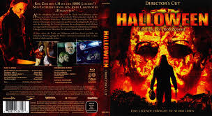 Rob Zombie Halloween 3 Cast by Halloween Blu Ray Dvd Cover 2007 R2 German