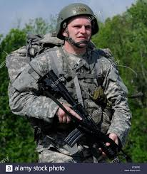 Kentucky Army National Guard ficer Candidate Christopher R Cook