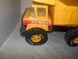 Vintage Steel Yellow Tonka Truck, 16