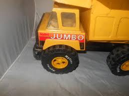 Vintage Steel Yellow Tonka Truck, 16