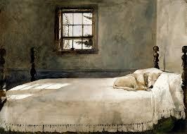 Andrew Wyeth Master Bedroom C1965 Andrew Wyeth Americau2026 Flickr