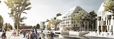 100 Bay Architects Former Industrial District In Finland To Be Transformed Into