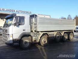 Used Volvo FM 480 10X4 Dump Trucks Year: 2008 For Sale - Mascus USA