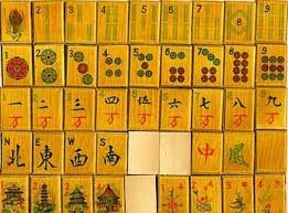 Antique Mahjong Sets An Antidote to Our Antisocial Internet