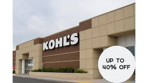 Check Your Email For Up To 40% Off Kohl's :: Southern Savers Kohl S In Store Coupon Laptop 133 Three Days Only Get 15 Kohls Cash For Every 48 You Spend Coupons Android Apk Download 30 Off 1800kohlscoupon Twitter Cardholders Coupon Additional Savings Codes Promo Maximum 50 Off Online And Promotions Specials Hollister Black Friday Promo Code Carnival Money Aprons Shoe Google Vitamin Shoppe Lord Taylor Deals Pin By Picoupons On Code