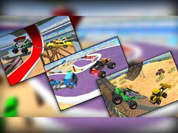 Extreme Monster Truck Stunt Parking Driving School 1.31 APK Download ...