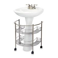 Sink Protector Bed Bath Beyond by Carts Bins Cabinet Drawers U0026 Bath Organizers Bed Bath U0026 Beyond