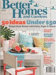 better homes and gardens magazine subscription better homes and