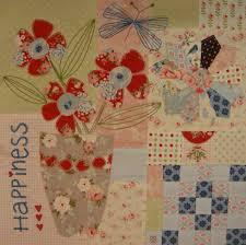Patchwork Allsorts Mrs Beasley s Sampler Quilt Block 3 Finished