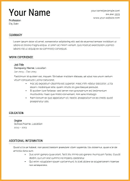Photography Resume Sample Professional Associations And Education For Template Templates