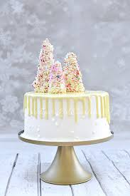 schoko nuss torte mit spekulatiuscreme
