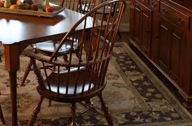 Early American Dining Room Furniture Philadelphia Set Image 1