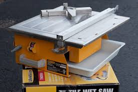 Workforce Tile Cutter Thd550 Manual by Workforce Tile Cutter Tile Saw Chipping At End Of Every Cut