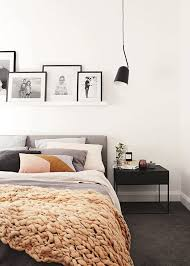Clean Streamlined Furniture Steals The Show In This Melbourne Bedroom