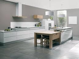 cuisine blanche design cuisine aménagée design rendez vous par thibault desombre
