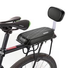siege velo enfants vélo siège arrière vélo enfant housse de siège de vélo crémaillère