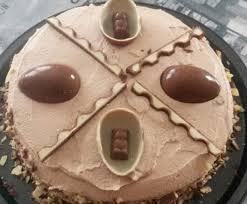 kinderschokoladen ü ei torte