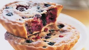 recette tarte amandine aux fruits rouges recettes les desserts