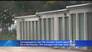 Gunshot Killed Woman Found Dead In Rochester, NH Storage Unit ...