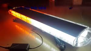 AMBER/WHITE 72 LED 72W CAR TRUCK BEACON WORK LIGHT BAR EMERGENCY ... 4led Light Bar Beacon Vehicle Grill Strobe Emergency Warning Flash Umbrella Inspirational High Power 1224v 20led Super Bright Caution Hazard Safety Bars 55 Inch 1 4m 104 Led Castaleca Car Truck Trailer Side Marker Strobe Lights Amber 12 Led Kacowpper 6 Nwhosale New 2 X 48 96led Flashing Lights Buyers 8892000 Set Of 5 9 Marker With