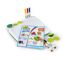 Step2 Art Easel Desk Uk by Color Wonder Art Desk With Stamper Crayola