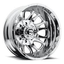 Fuel ® Throttle Dually Wheel (2 Piece) - 24X8.25 8X170 Rear -160mm ...