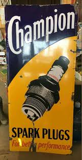 Rare Original Champion Spark Plugs Porcelain Sign | Porcelain & Tin ... Powder River Ordnance Shop E3 1316in Spark Plug For 4cycle Engine At Lowescom Vintage Advertising Art Tagged Tires Page 8 Period Paper Champion Small Cj8 Champion Repco Australia Metal Plugs Its Fun To Fly Aviation Sign Iridium Box Of 4 New Old Stock 9802 Ebay L20v 837 Marine And 26 Similar Items 404 Copper Plus Se Jegs 71 Automotive Plg Walmartcom Porcelain Antique Automobile For Kia Rio Ub 14l G4fa