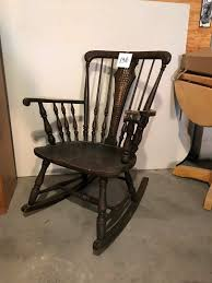 Adam's Northwest Estate Sales & Auctions - Lot # 136 - Antique Cane ... Invention Of First Folding Rocking Chair In U S Vintage With Damaged Finish Gets A New Look Winsor Bangkokfoodietourcom Antiques Latest News Breaking Stories And Comment The Ipdent Shabby Chic Blue Painted Vinteriorco Press Back With Stained Seat Pressed Oak Chairs Wood Sewing Rocking Chair Miniature Wooden Etsy Childs Makeover Farmhouse Style Prodigal Pieces Sam Maloof Rocker Fewoodworking Lot314 An Early 19th Century Coinental Rosewood And Kingwood Advertising Art Tagged Fniture Page 2 Period Paper