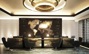 Al Hanove Travel Agency By ZDS Architects Homestyle Magazine