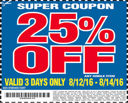 Harbor Freight Tools Printable 25% Off Single Item Harbor Freight Coupons December 2018 Staples Fniture Coupon Code 30 Off American Eagle Gift Card Check Freight Coupons Expiring 9717 Struggville Predator Coupon Code Cinemas 93 Tools Database Free 25 Percent Black Friday 2019 Ad Deals And Sales Workshop Reference Motorcycle Lift Store Commack Ny For Android Apk Download I Went To Get A For You Guys Printable Cheap Motels In