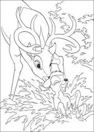 Find This Pin And More On Bambi Coloring Book