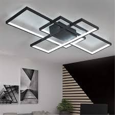 led modern deckenleuchte wohnzimmer esszimmer len dimmbar