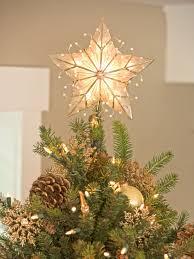 Capiz Star Christmas Tree Topper Looks Just Like Mine
