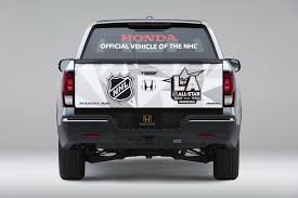 Honda Brings 'MVP Ridgeline' To LA Ahead Of NHL All-Star Game ... Used Cars For Sale Largo Fl 33777 Private Allstar 2016 Silverado Crew Cab Lt Allstar Edition At Chevy Of South All Star Buick Gmc Truck In Sulphur Serving The Lake Charles The Ccinnati Special All Stars Truck Decals Stars Elite Transport Maisto Diecast Wiki Fandom Powered Ford June Commercial F150 Savings Leafs Legend Wendel Clark Autotraderca 2010 Ra Event Custom Show Photo Image Gallery Inventory St Louis Dodge Chrysler Jeep Ram Dealer New Farmington Nm Trucks Auto Center