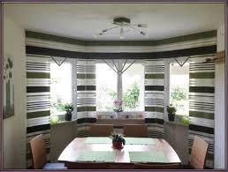 gardinen ideen fur erkerfenster esszimmer vorhänge coole