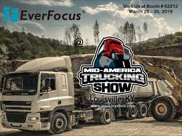 100 North American Trucking MidAmerica Show March 2019 EverFocus Electronics Corp