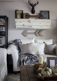 Neutral Fall Living Room
