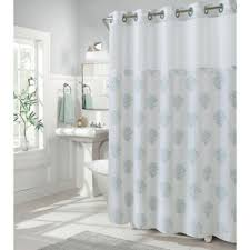 Bed Bath And Beyond Bathroom Curtain Rods by Buy Hookless Shower Curtains From Bed Bath U0026 Beyond