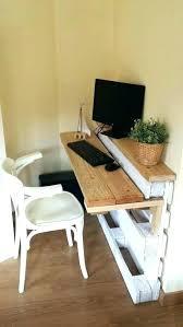 Free Computer Desk Woodworking Plans Full Image For U Shaped Ideas Spirit