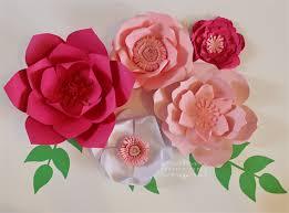 giant paper flower centerpieces Roho 4senses